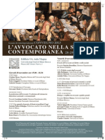 2013.11.28 Milano - L'Avvocato Oggi