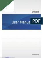 Gts6010 User Manual