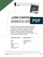 Pa-In05 Construir Jardinera
