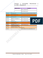 Plan de Evaluaciones Electrotecnia y Eletromecánica_2013
