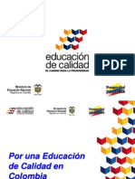 20120228 Psd y Calidad Educativa