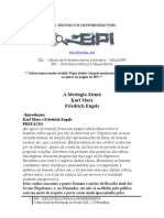 182785446 a Ideologia Alema Karl Marx e Engels BPI