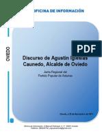 Junta Regional del PP de Asturias con Mª Dolores de Cospedal