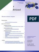 Newsletter Tirol in Europa