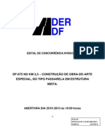 CC 009 2012 Novo Edital