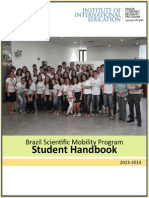 BSMP Student Handbook