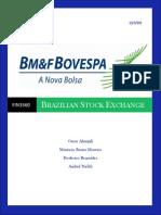 BM&F Bovespa  A Nova  Bolsa
