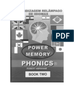 Power Memory Phonics - Apostila 2