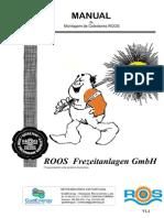 Manual Roos