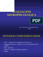 Evaluacion Neuropsicologica Bayon