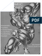 Burne Hograth Dynamic Anatomy