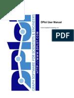 d Plot User Manual