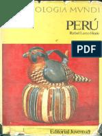 74235337 Archaeologia Mundi Peru by Hoyle