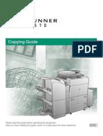 Image RUNNER 5570-6570 Copying Guide