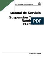 Suspensión Randon 6x4