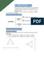 Simetrias y Homotecia