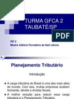 TURMA GFCA 2 - Slides Tcc