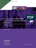 Los Acuerdos Comerciales y Su Relacion Con Las Normas Laborales