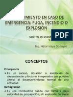 Procedimiento de Emergencia