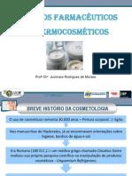 Cuidados Farmacêuticos em Dermocosméticos