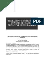 Reglamento Interno Del Cem Ventanilla[1]