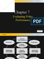 Chapter7 Evaluating Policies