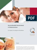 Servicequalität Deutschland in Niedersachsen