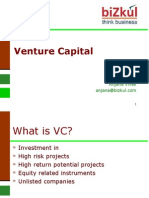 Pitching for Venture Capital