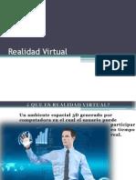 Realidad Virtual (2)