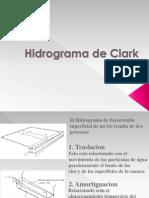 07 Hidrograma de Clark y Nash