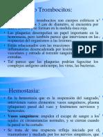 Plaquetas y Trombocitos[1]