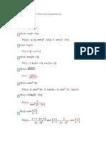 Trabajo de Matematica Derivadas