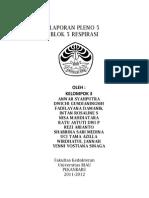LAPORAN PLENO 3