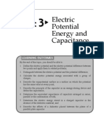 Topic 3 Electric Potential Energy and Capacitance