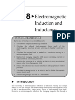 Topic 8 Electromagnetic Induction and Induct Ance