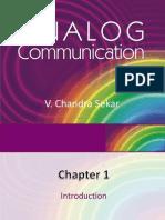 Komunikasi Analog