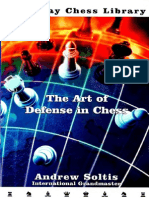 08 the Art of Defense in Chess