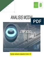 ANALISIS MODAL