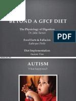 Beyond the GFCF Diet