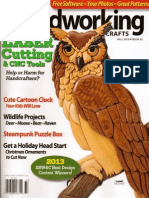 Scroll Saw Wood Working Craft-2013 Fall _ Issue 52