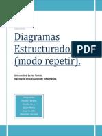 Diagramas Estructurados (Modo Repetir)