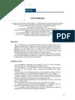 4 CURCIO - Leptospirosis