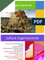 UNIDAD 2 Cultura Organizacional