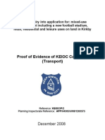 keioc p 2  proof of evidence (transport)_doc