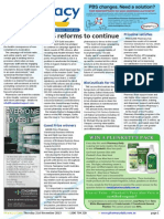 Pharmacy Daily for Thu 21 Nov 2013 - PBS reforms to continue, PSA honours Nick Shaw, Compliance push, Travel specials and much more