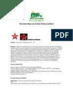 O Movimento Negro nos Partidos Políticos Brasileiros