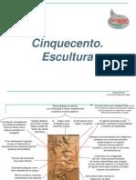 11.- Renacimiento Cinquecento Escultura