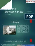 Presentación - Ingeniería Hidráulica Rural