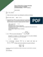 Cálculo Vectorial - I Evaluacion Parcial II CORTE
