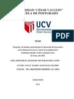 DESARROLLO TESIS DOCTORADO 1